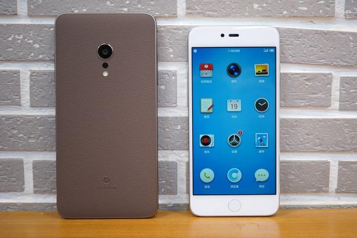 Смартфон Smartisan M1 получил камеру на21 Мп