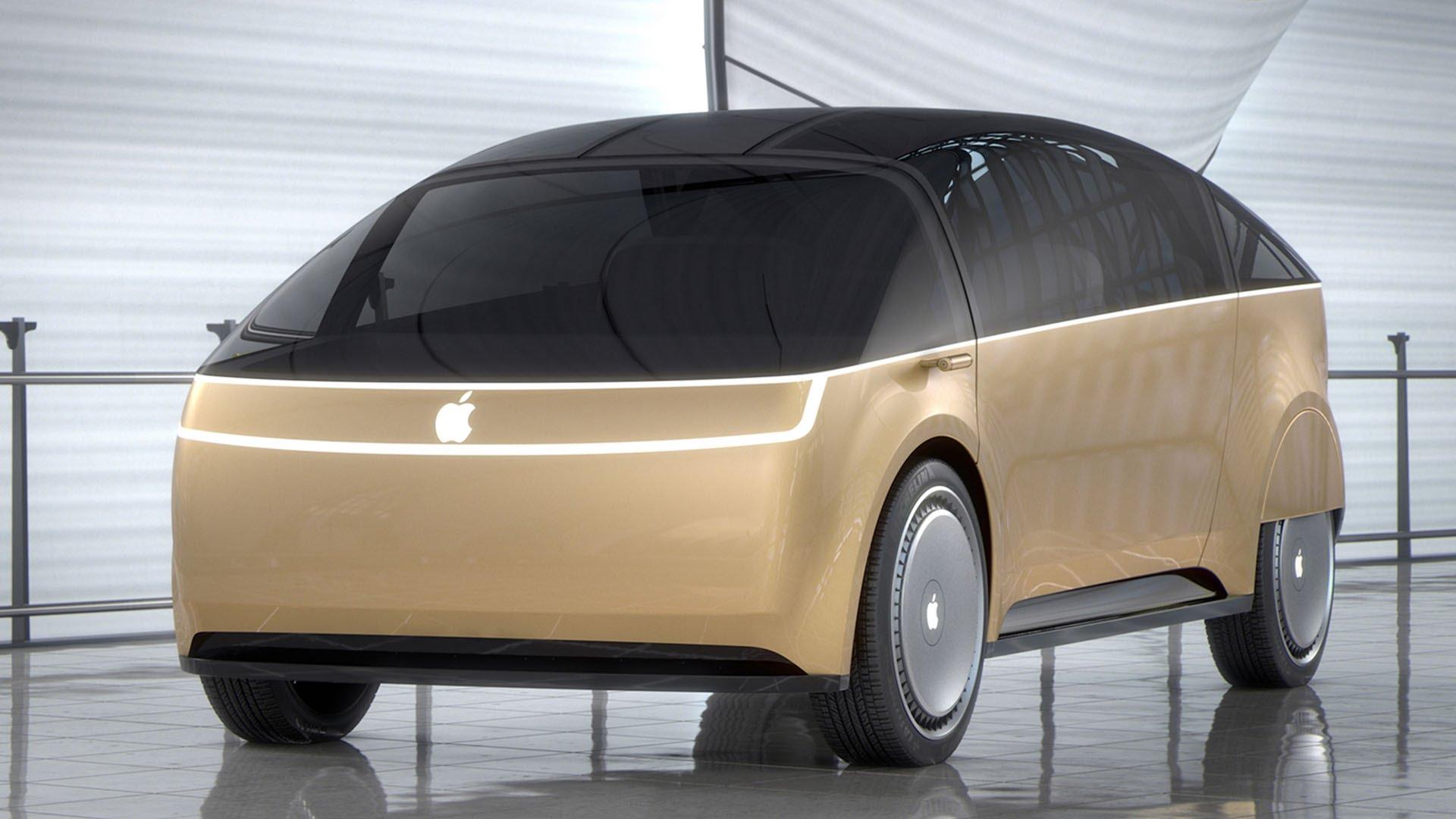 Число беспилотников в автопарке Apple выросло до 55 единиц