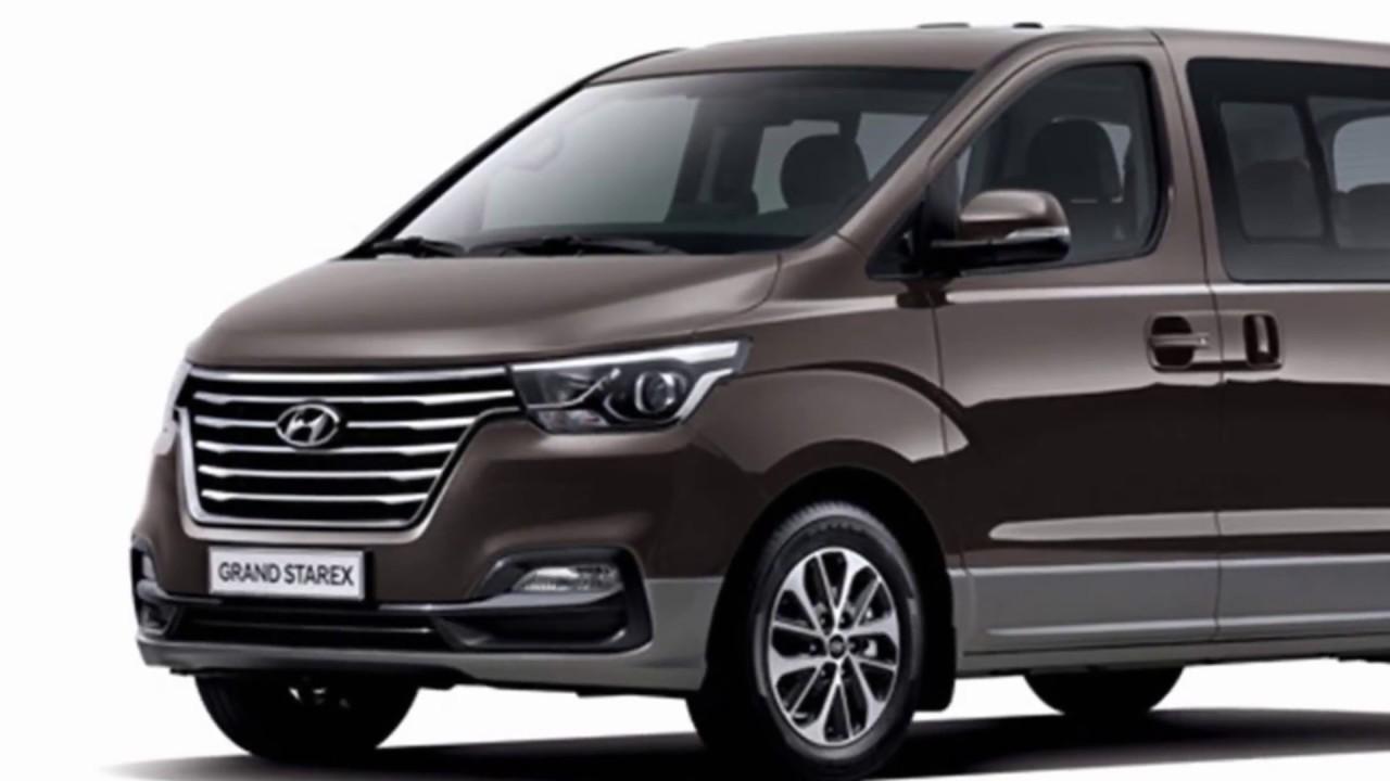 Минивэн Hyundai H-1 стал домом на колесах