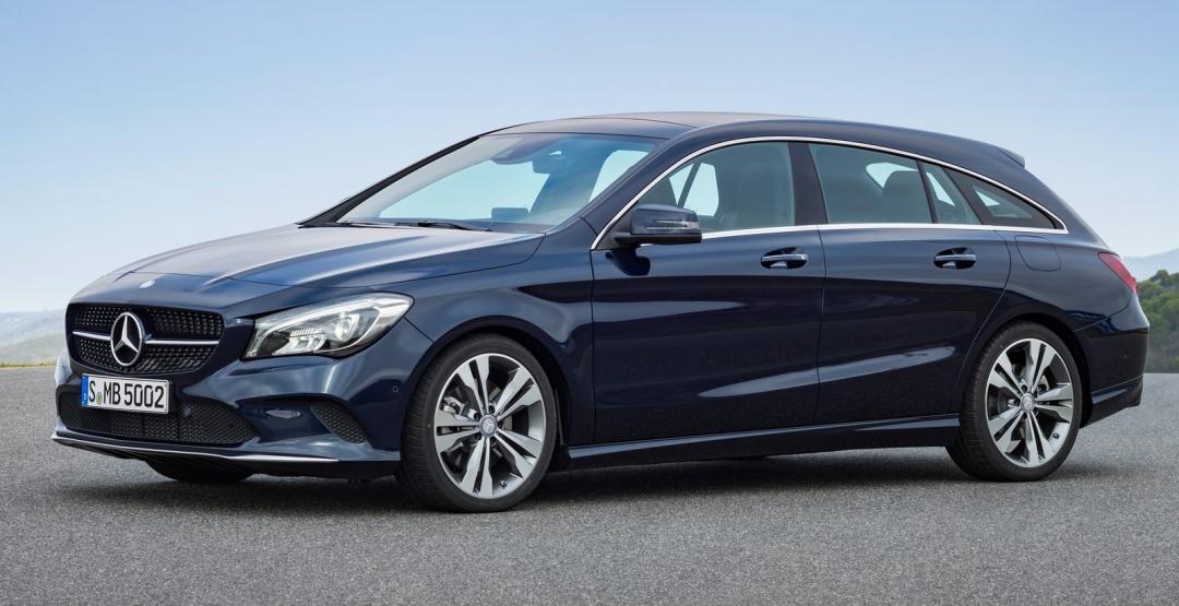 Названы цены на семейство Mercedes CLA-Class 2016 для России