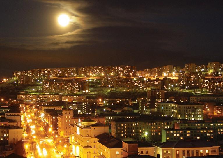 В Мурманске представят первую станцию зарядки для владельцев электромобилей