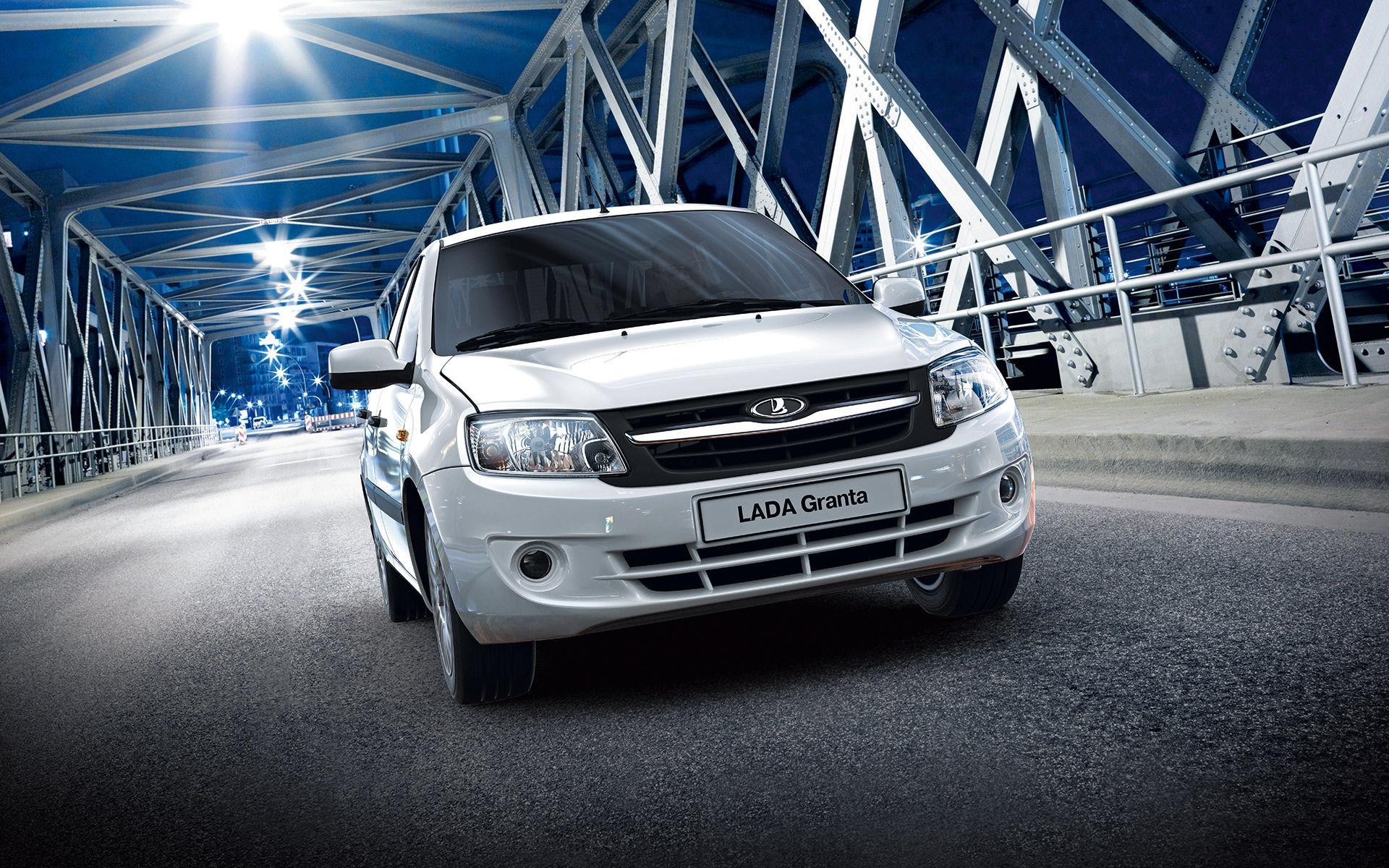 Lada Granta остается лидером рынка России в течение последних трех лет