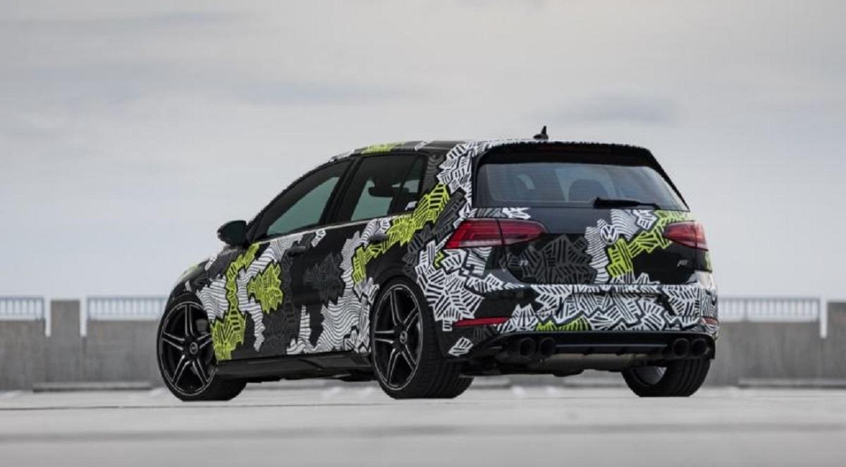 Фольксваген представил сразу 5 необыкновенных авто