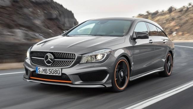Стала известна рублевая стоимость Mercedes Benz CLA