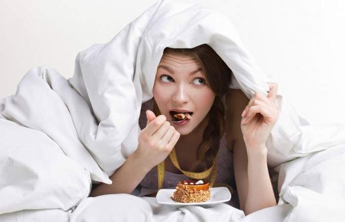 Ученые: нехватка сна ведет кожирению