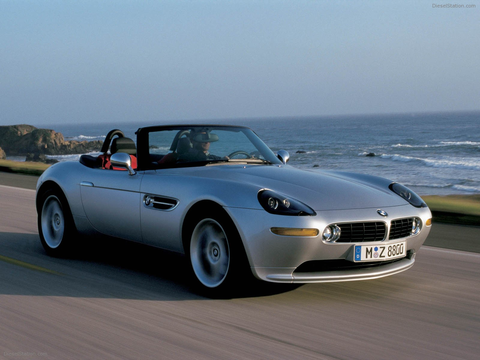 ВСанта-Монике нааукционе Sotheby's продадут редкую BMW