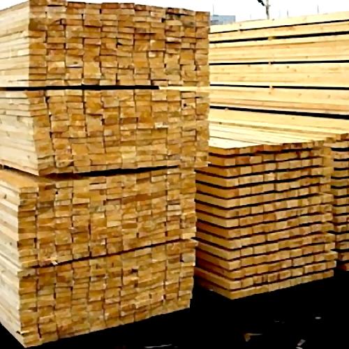 ВУватском районе строят лесопильный цех