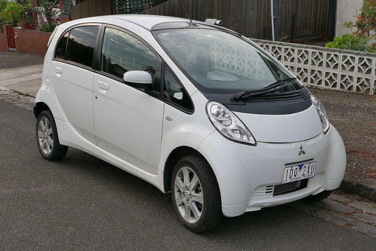 Мицубиши возвратит электромобили в РФ при условии господдержки