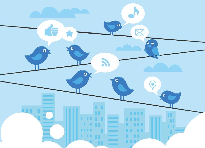 Twitter оставил ссылки в списке лимита в 140 символов