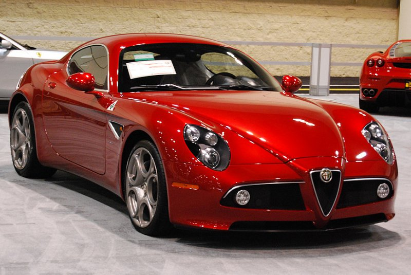 Alfa Romeo 4С заменят новым купе к 2020 году