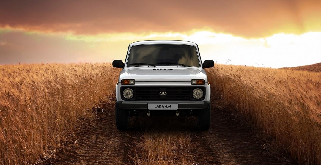 АвтоВаз продолжает работы над новым поколением внедорожника LADA 4x4
