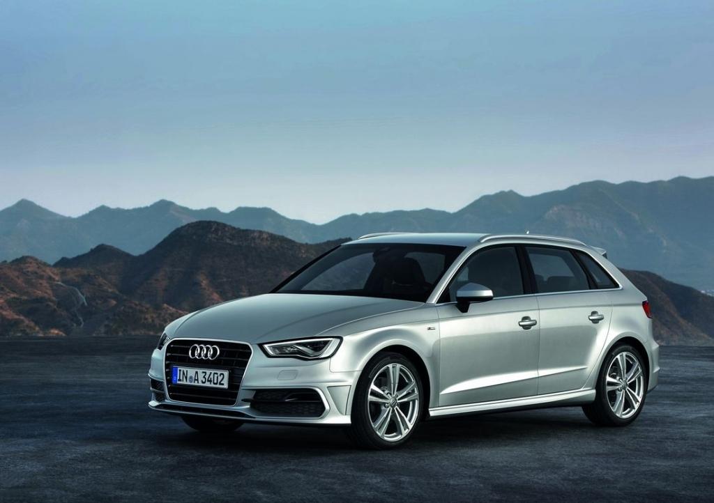 Появились новые подробности об Audi A3 Sportback