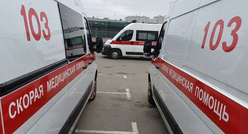4 человека пострадали вмассовом ДТП наВолоколамском шоссе