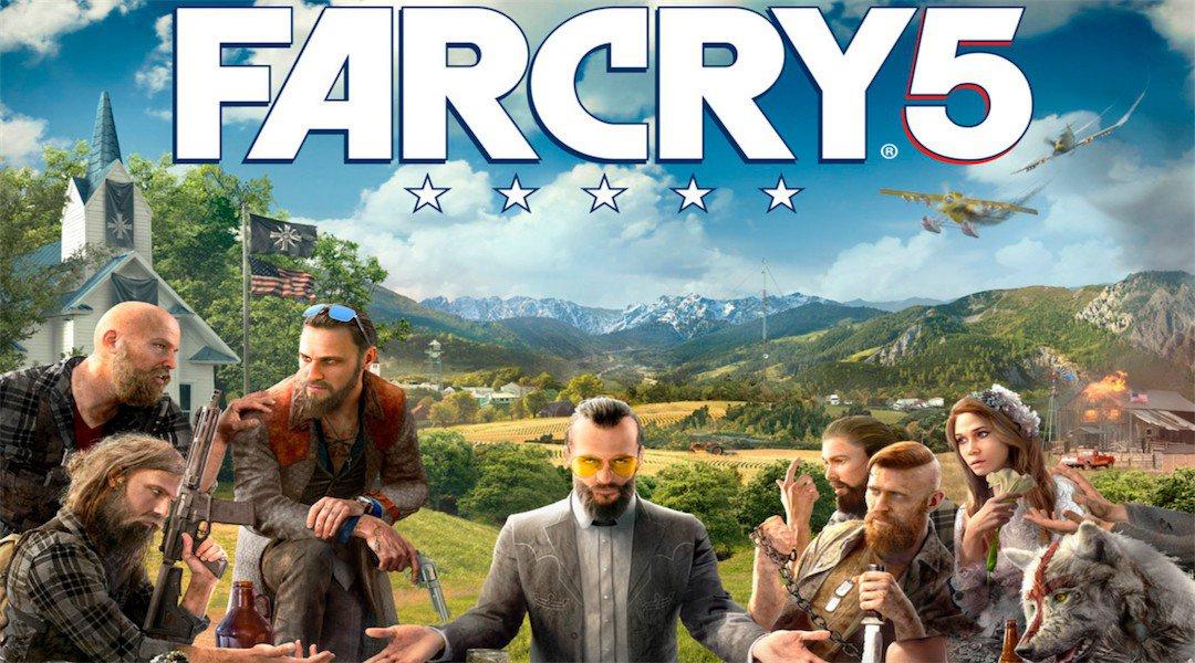 Far Cry 5— Новые тизеры проекта