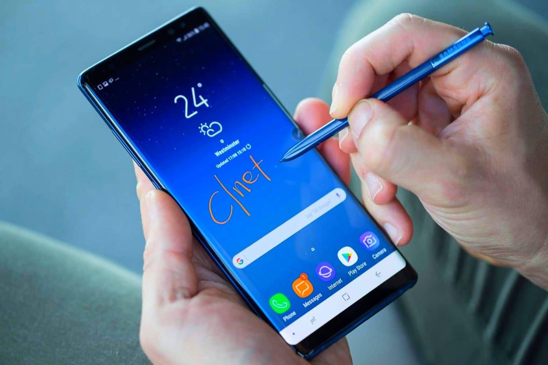 Смартфон Самсунг Galaxy Note9 сExynos 9810 появился вGeekbench