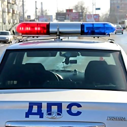 Нетрезвый капитан ГИБДД протаранил полицейский автомобиль вРостове