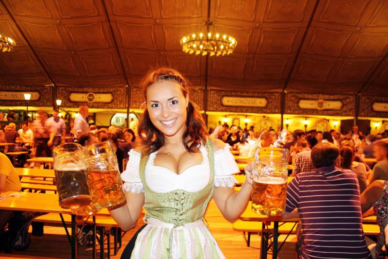 Исследование: Парни чаще обращают внимание надевушек, которые любят пиво