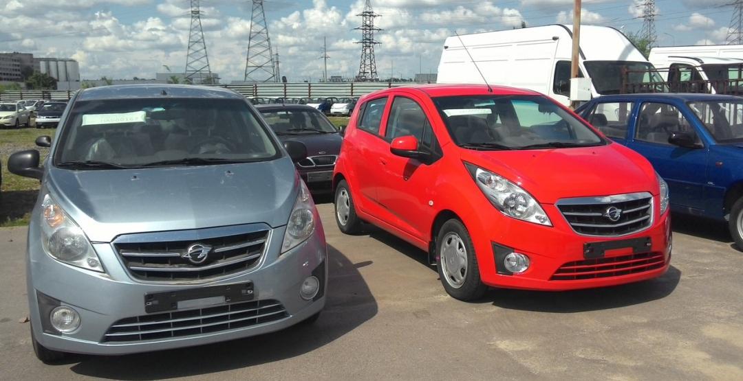 Российские клиенты получили свои автомобили Ravon R2