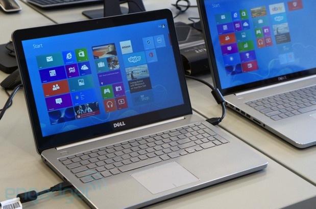 Dell Inspiron 17 7000 2-in-1— 1-ый вмире 17-дюймовый гибридный ноутбук