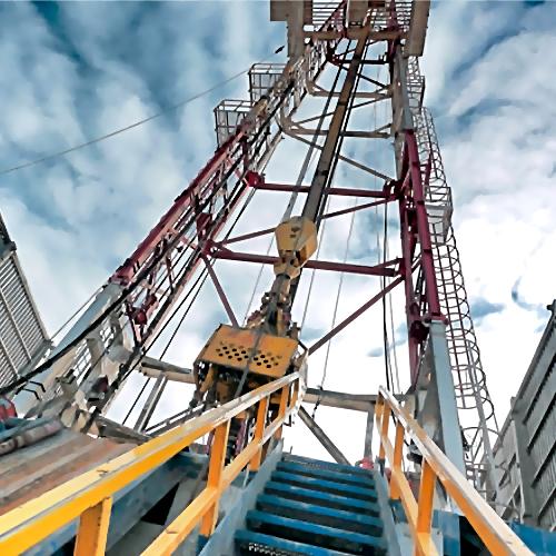 Напотенциальном участке подобыче нефти вСвердловской области начали сейсморазведку