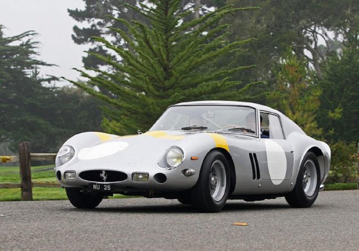 Феррари 250 GTO продали за70 млн долларов