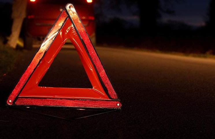 ВЛабинском районе шофёр  умер  после столкновения сзабором