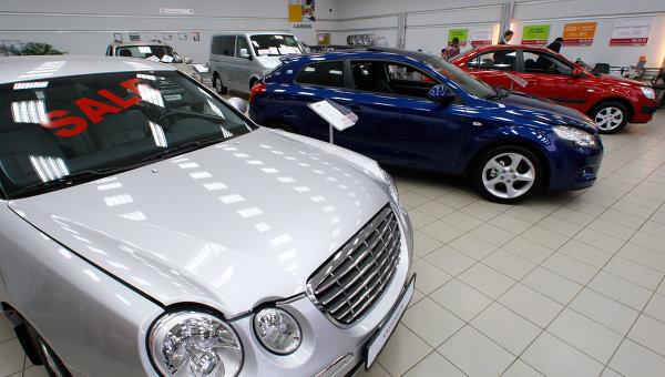 KIA сократила продажи в России на 2,9% – до 12 тысяч автомобилей