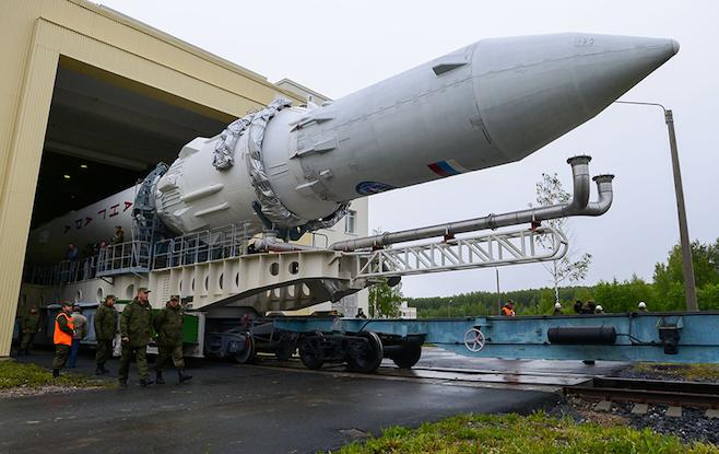Стоимость ракеты-носителя «Ангара» рассчитывают снизить