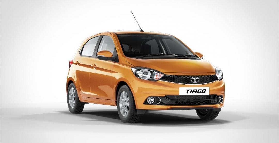 Новый хэтчбек Tata Tiago пользуется невероятной популярностью на индийском рынке