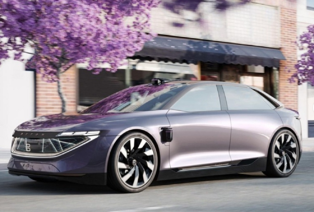 Компания Byton представила конкурента Tesla Model 3