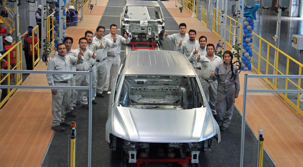 Сошел с конвейера первый удлиненный Volkswagen Tiguan