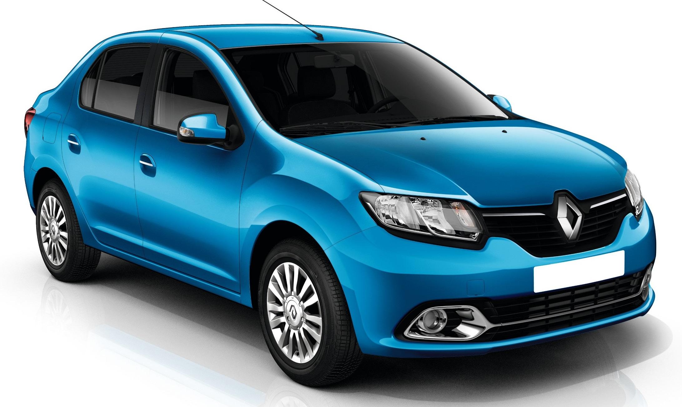 Обновленный Renault Logan замечен