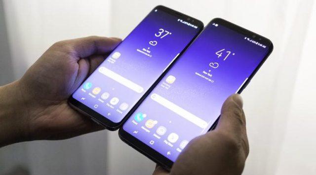 Эксперты назвали Samsung S8 и S8+ лучшими смартфонами в мире