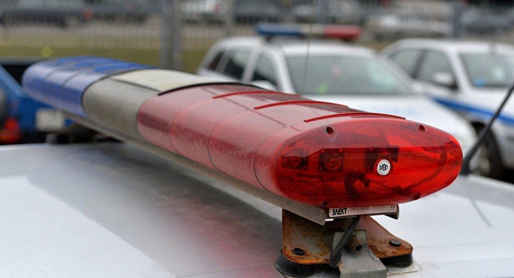 НаСтаврополье «Гранта» столкнулась савтомобилем скорой помощи