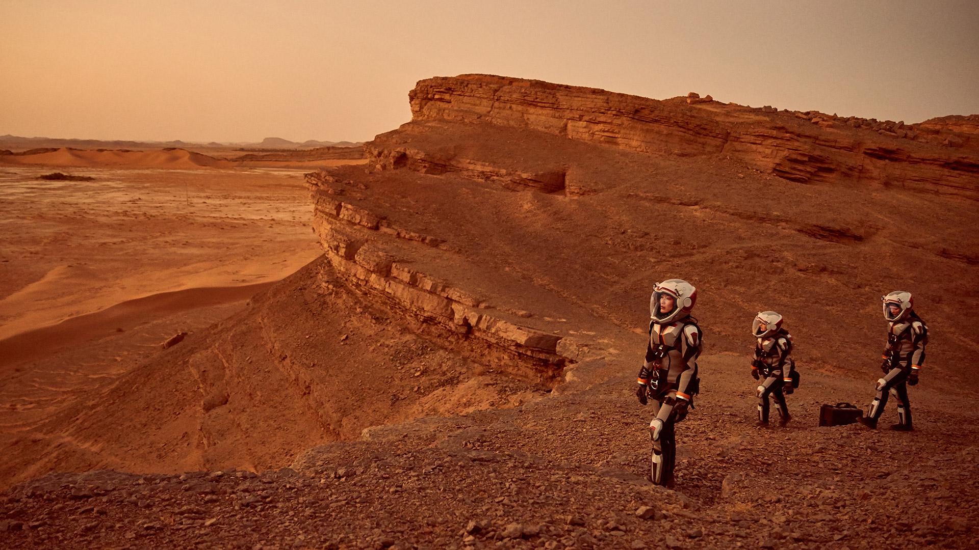 Астрономы поведали опричинах и методах колонизации Марса