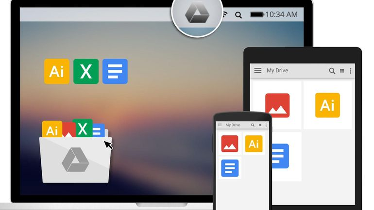 Google Drive научится выполнять полный бэкапПК