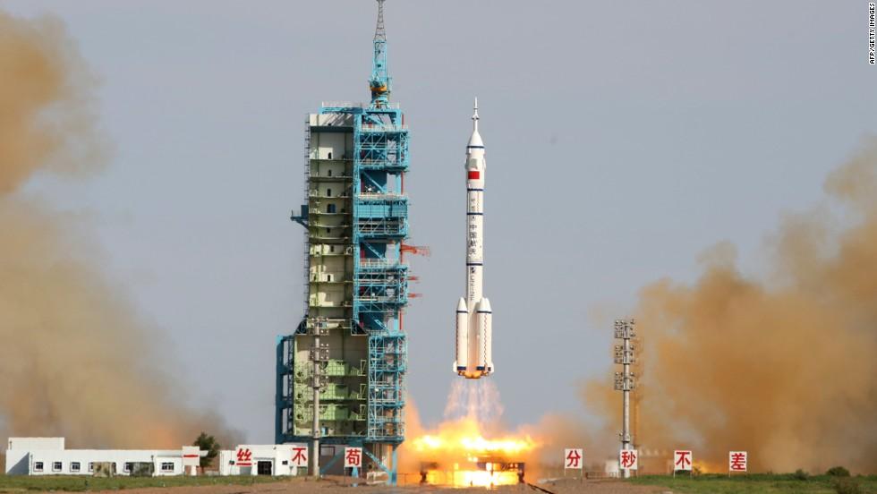 «Роскосмос» может принять участие впроекте Китайской космической станции