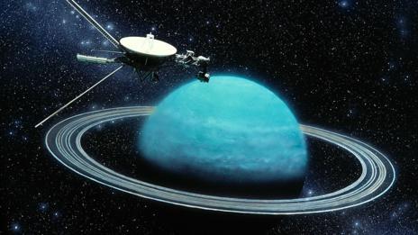 NASA назвало год запуска миссии кУрану