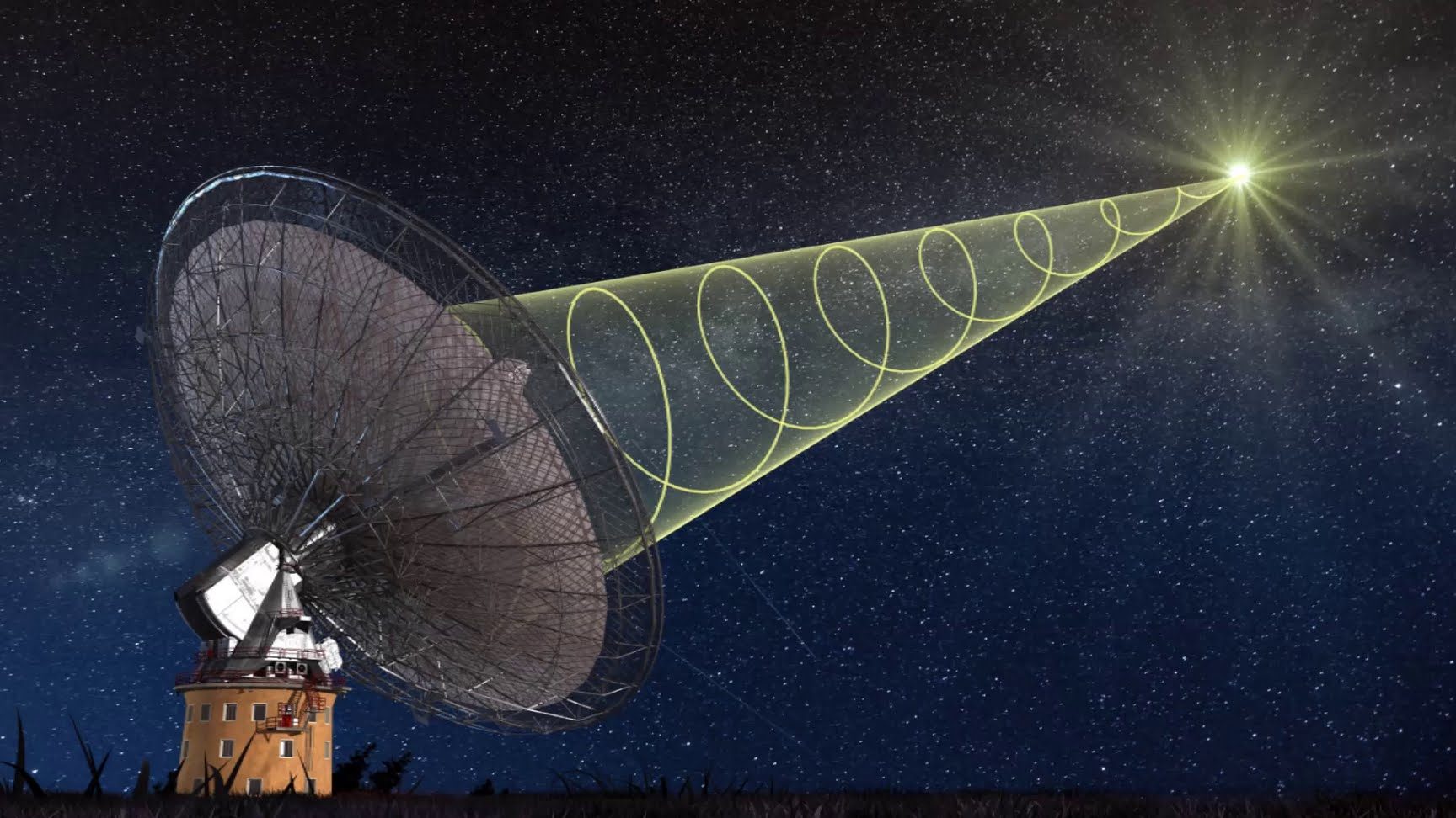 Знак изкосмоса в4 раза опередил скорость света— Ученые