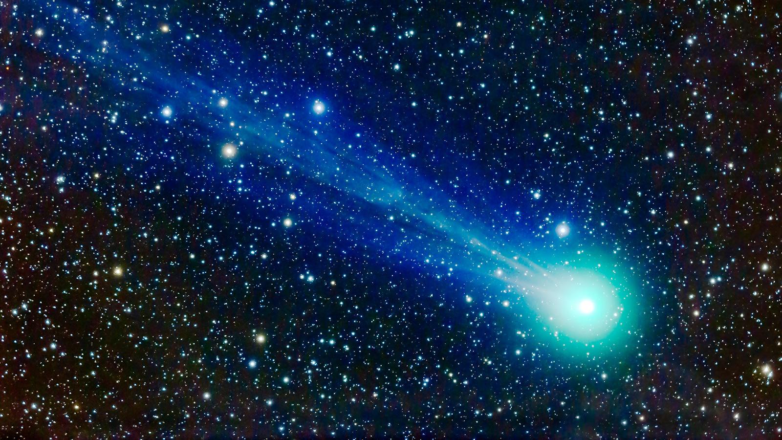 В 2022-ом году смертоносная комета Энке уничтожит Землю— Ученые
