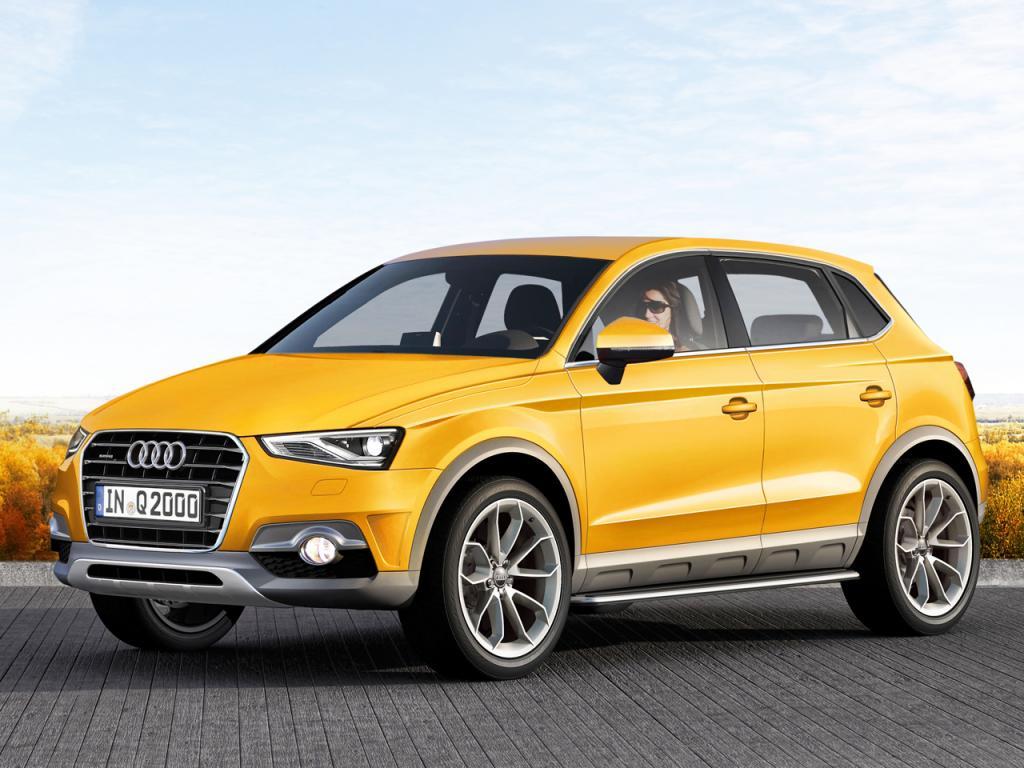 Стали известны британские цены на Audi Q2