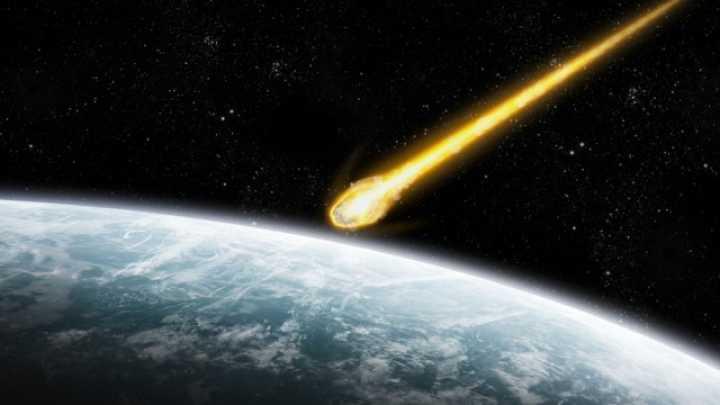 NASA смоделировало падение Челябинского метеорита