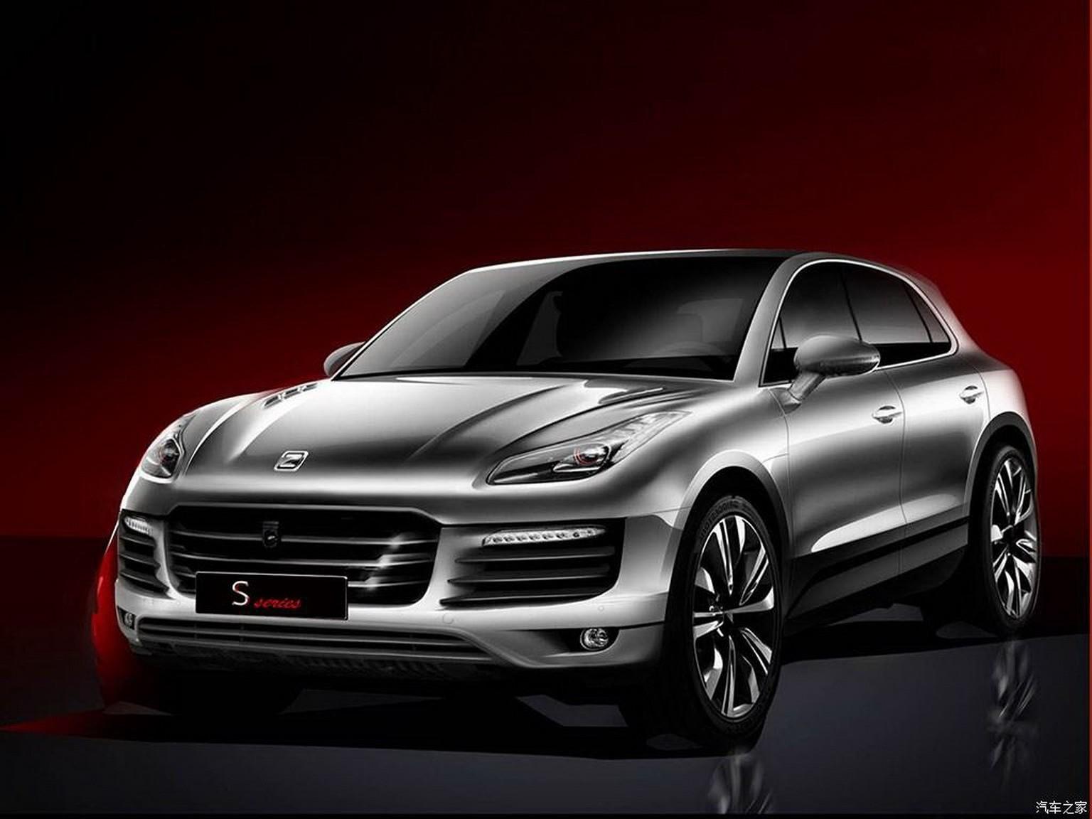 В Россию китайская компания Zotye начнет поставки аналога Porsche Macan