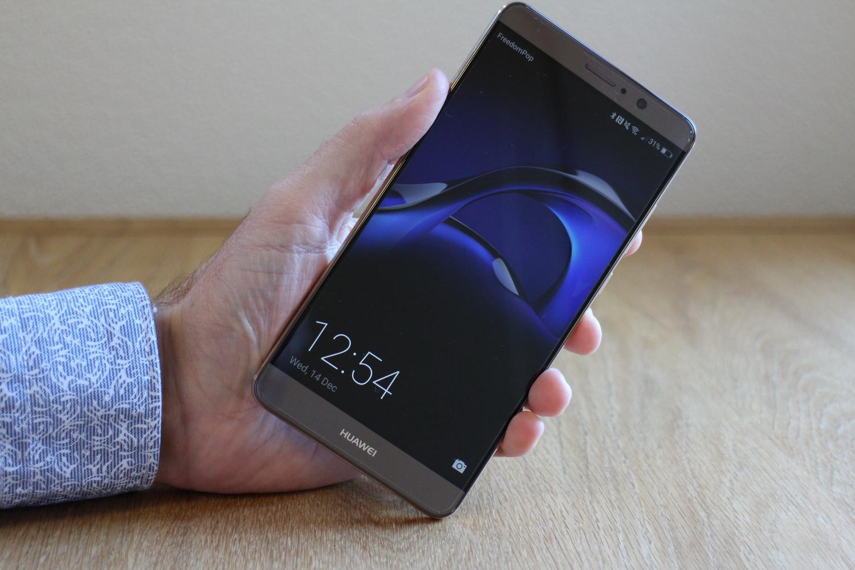 Всмартфон Huawei Mate 10 встроят процессор Kirin 970