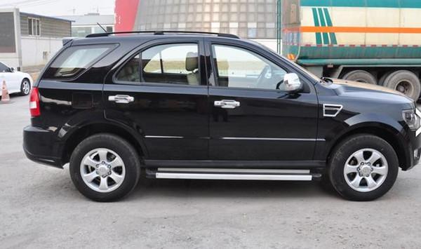 Kawei вКитайской народной республике выпустила вседорожный автомобиль W1, схожий на Форд F-150