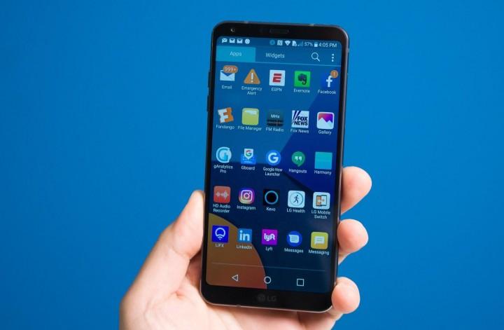 LG выпустит мини-версию флагманского смартфона G6