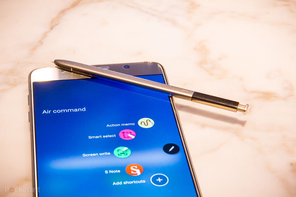Всеть просочилось первое изображение Самсунг Galaxy Note 7