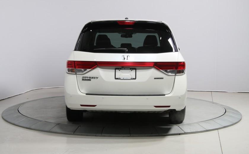 Хонда Odyssey получила новейшую мультимедиасистему споддержкой технологии 4G LTE