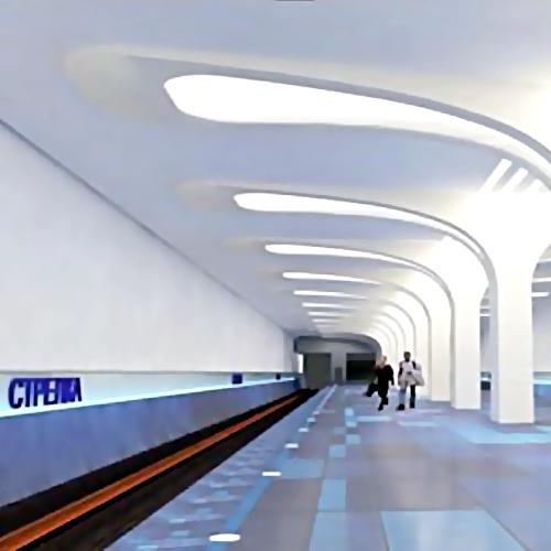 Настроительство метро вНижегородской области уйдут 1,8 млрд долларов