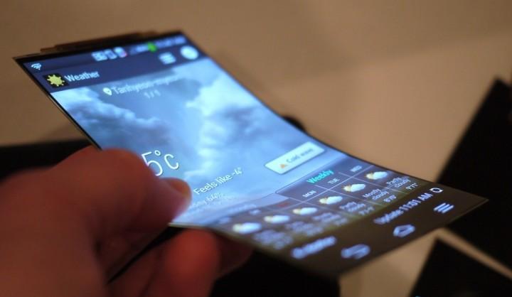 В 2020 году LG планирует выпустить гибкие дисплеи OLED